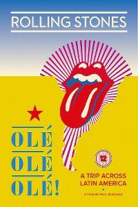 Cover The Rolling Stones - Olé Olé Olé! - A Trip Across Latin America [DVD]